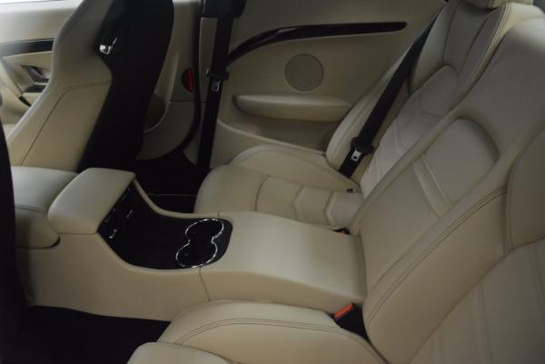 Used 2015 Maserati GranTurismo Sport Coupe for sale Sold at Alfa Romeo of Westport in Westport CT 06880 19