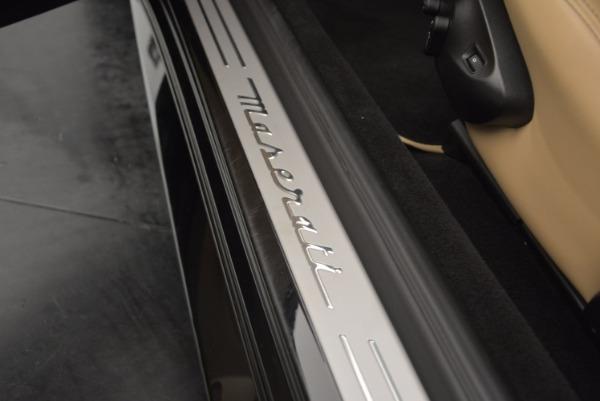 Used 2015 Maserati GranTurismo Sport Coupe for sale Sold at Alfa Romeo of Westport in Westport CT 06880 21