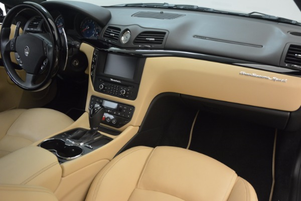 Used 2015 Maserati GranTurismo Sport Coupe for sale Sold at Alfa Romeo of Westport in Westport CT 06880 22