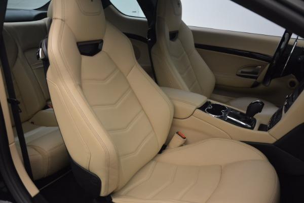 Used 2015 Maserati GranTurismo Sport Coupe for sale Sold at Alfa Romeo of Westport in Westport CT 06880 24
