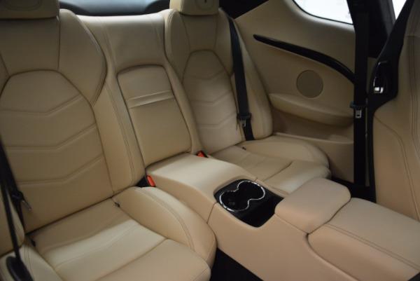 Used 2015 Maserati GranTurismo Sport Coupe for sale Sold at Alfa Romeo of Westport in Westport CT 06880 25
