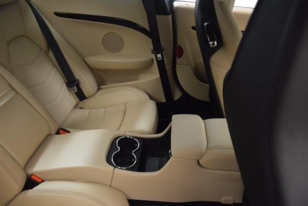 Used 2015 Maserati GranTurismo Sport Coupe for sale Sold at Alfa Romeo of Westport in Westport CT 06880 26
