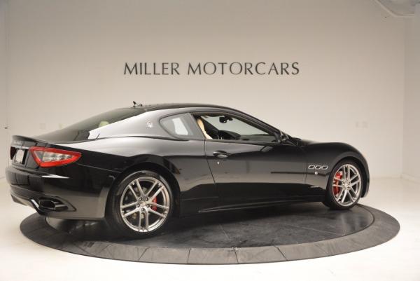 Used 2015 Maserati GranTurismo Sport Coupe for sale Sold at Alfa Romeo of Westport in Westport CT 06880 8
