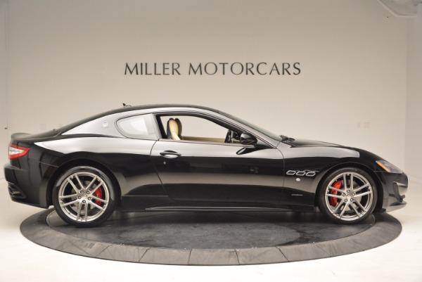 Used 2015 Maserati GranTurismo Sport Coupe for sale Sold at Alfa Romeo of Westport in Westport CT 06880 9