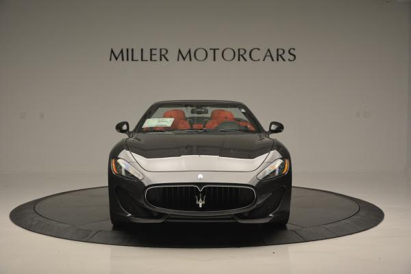 New 2017 Maserati GranTurismo Convertible Sport for sale Sold at Alfa Romeo of Westport in Westport CT 06880 16