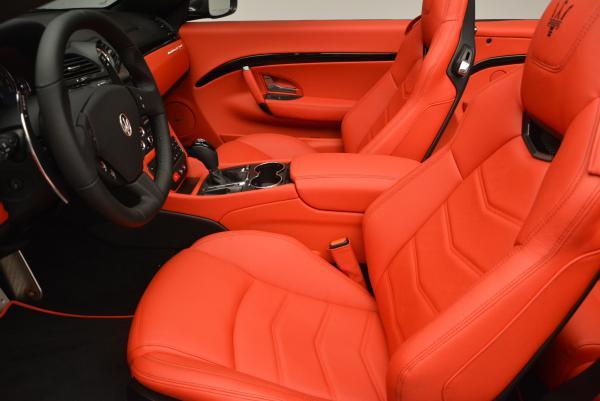 New 2017 Maserati GranTurismo Convertible Sport for sale Sold at Alfa Romeo of Westport in Westport CT 06880 18