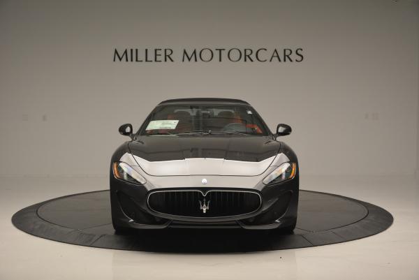New 2017 Maserati GranTurismo Convertible Sport for sale Sold at Alfa Romeo of Westport in Westport CT 06880 27