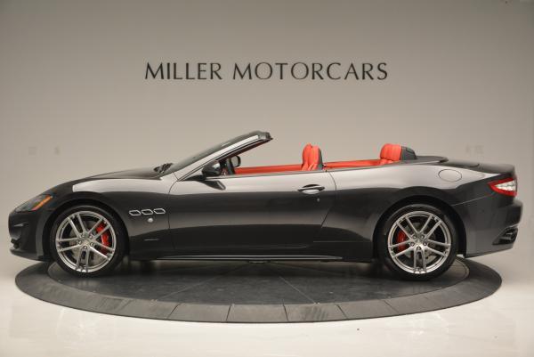 New 2017 Maserati GranTurismo Convertible Sport for sale Sold at Alfa Romeo of Westport in Westport CT 06880 5