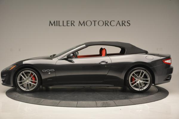 New 2017 Maserati GranTurismo Convertible Sport for sale Sold at Alfa Romeo of Westport in Westport CT 06880 6