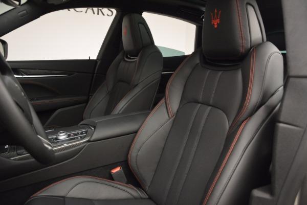 New 2017 Maserati Levante S Q4 for sale Sold at Alfa Romeo of Westport in Westport CT 06880 15