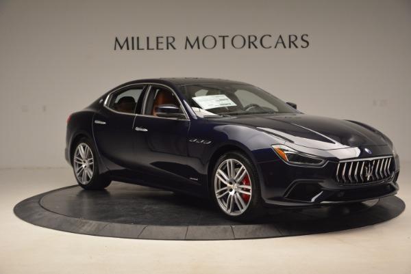 New 2018 Maserati Ghibli S Q4 Gransport for sale Sold at Alfa Romeo of Westport in Westport CT 06880 11