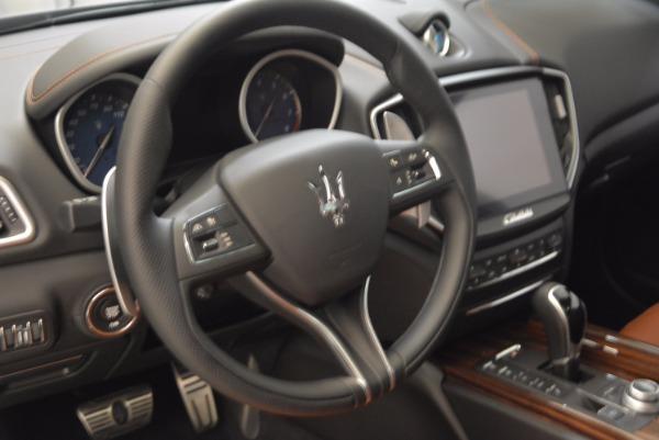 New 2018 Maserati Ghibli S Q4 Gransport for sale Sold at Alfa Romeo of Westport in Westport CT 06880 16