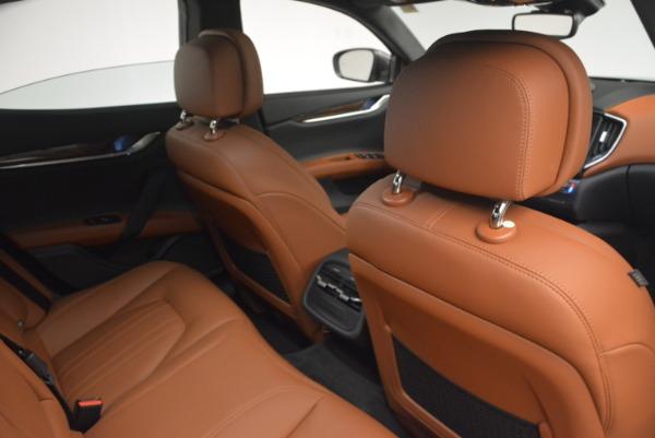 Used 2018 Maserati Ghibli S Q4 for sale Sold at Alfa Romeo of Westport in Westport CT 06880 17