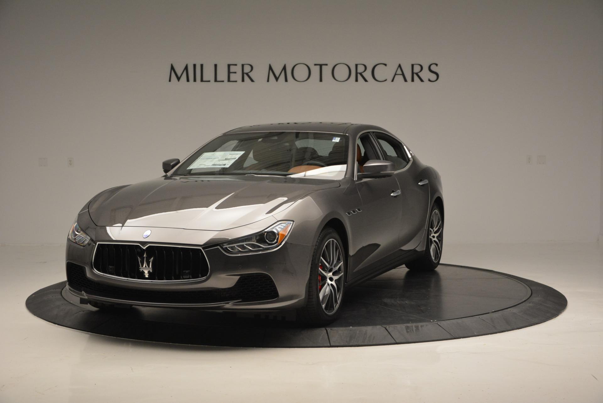 Used 2018 Maserati Ghibli S Q4 for sale Sold at Alfa Romeo of Westport in Westport CT 06880 1