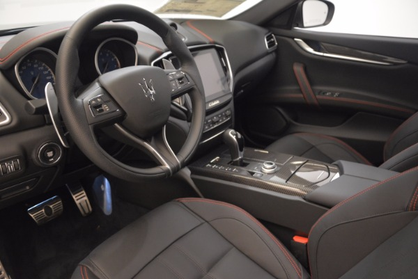 New 2018 Maserati Ghibli S Q4 GranSport for sale Sold at Alfa Romeo of Westport in Westport CT 06880 13