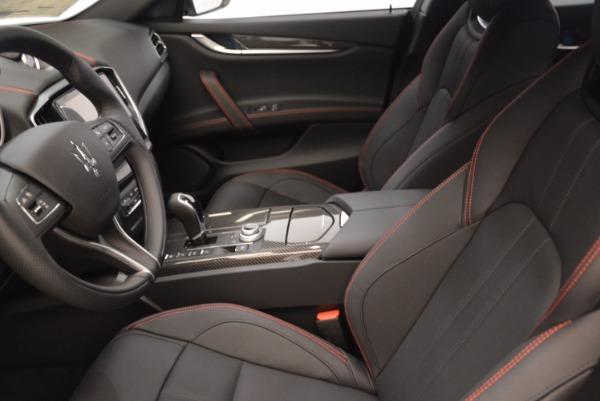 New 2018 Maserati Ghibli S Q4 GranSport for sale Sold at Alfa Romeo of Westport in Westport CT 06880 14