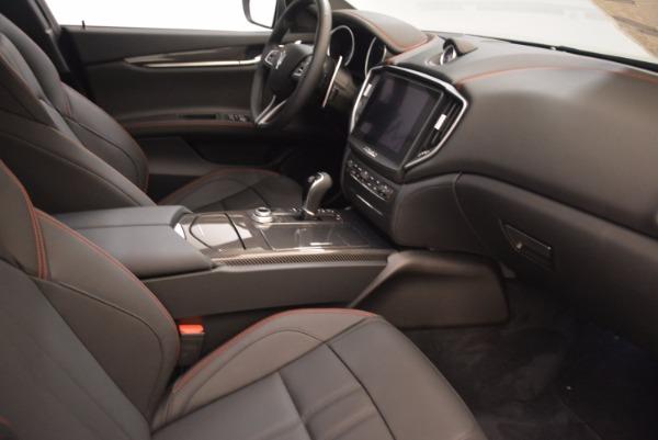 New 2018 Maserati Ghibli S Q4 GranSport for sale Sold at Alfa Romeo of Westport in Westport CT 06880 19