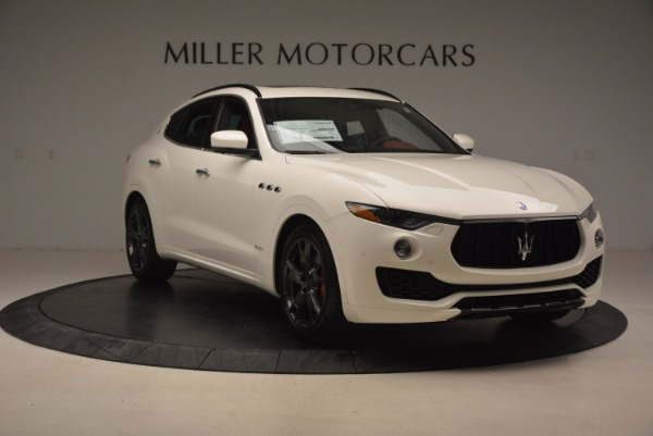 New 2018 Maserati Levante Q4 GranSport for sale Sold at Alfa Romeo of Westport in Westport CT 06880 11