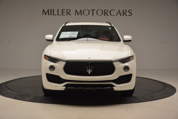 New 2018 Maserati Levante Q4 GranSport for sale Sold at Alfa Romeo of Westport in Westport CT 06880 12