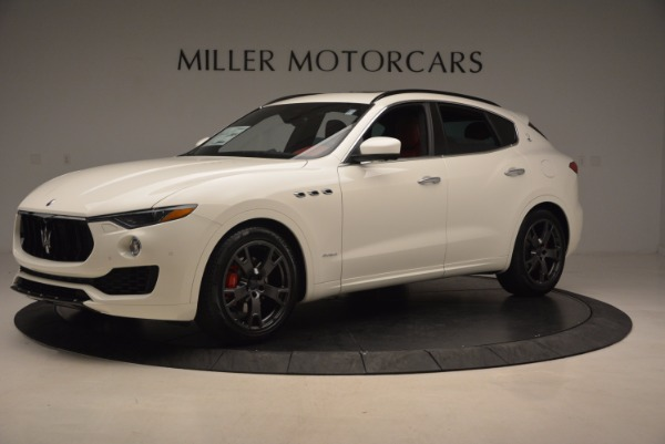 New 2018 Maserati Levante Q4 GranSport for sale Sold at Alfa Romeo of Westport in Westport CT 06880 2