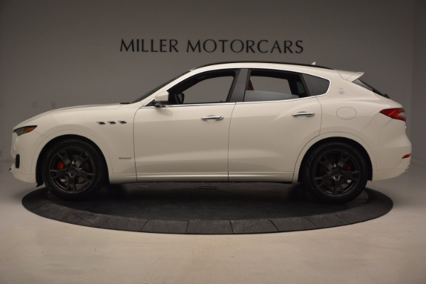 New 2018 Maserati Levante Q4 GranSport for sale Sold at Alfa Romeo of Westport in Westport CT 06880 3