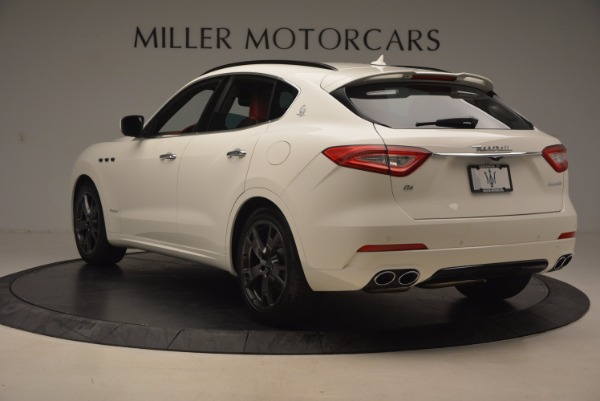 New 2018 Maserati Levante Q4 GranSport for sale Sold at Alfa Romeo of Westport in Westport CT 06880 5