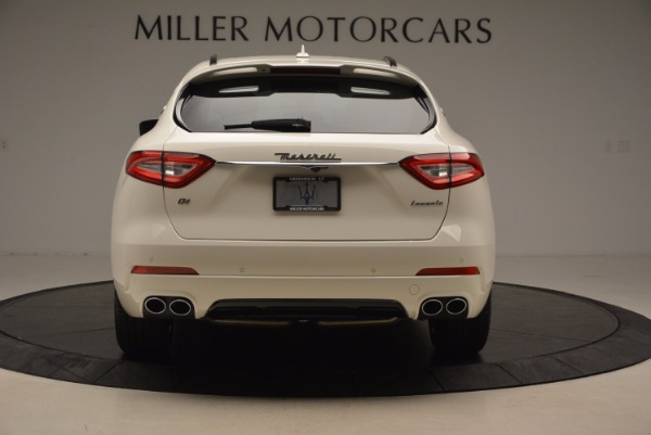 New 2018 Maserati Levante Q4 GranSport for sale Sold at Alfa Romeo of Westport in Westport CT 06880 6