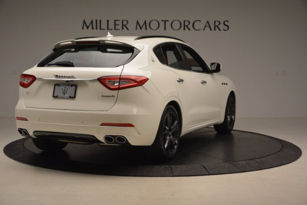 New 2018 Maserati Levante Q4 GranSport for sale Sold at Alfa Romeo of Westport in Westport CT 06880 7