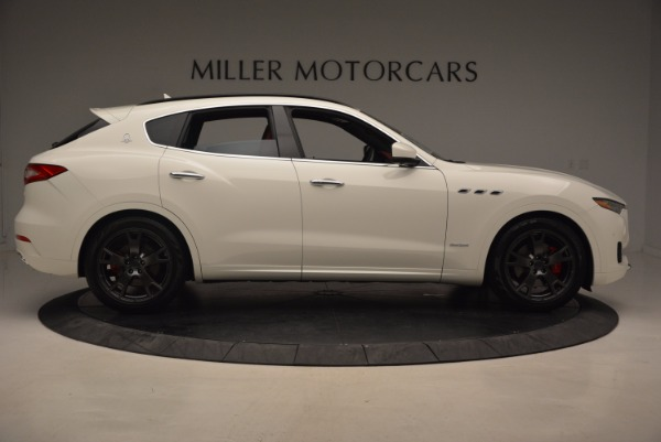 New 2018 Maserati Levante Q4 GranSport for sale Sold at Alfa Romeo of Westport in Westport CT 06880 9
