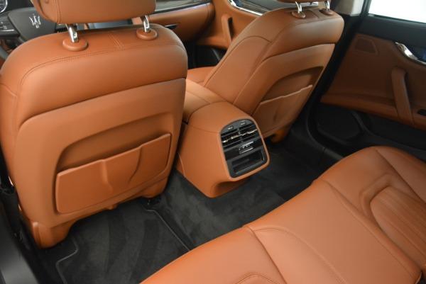Used 2018 Maserati Quattroporte S Q4 GranLusso for sale Sold at Alfa Romeo of Westport in Westport CT 06880 16