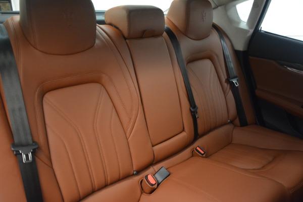 Used 2018 Maserati Quattroporte S Q4 GranLusso for sale Sold at Alfa Romeo of Westport in Westport CT 06880 23