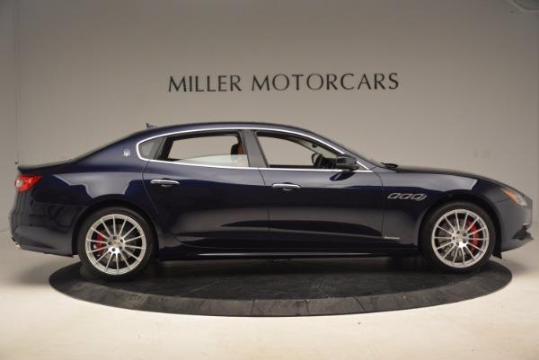 Used 2018 Maserati Quattroporte S Q4 GranLusso for sale Sold at Alfa Romeo of Westport in Westport CT 06880 9