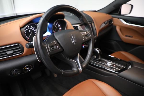 Used 2018 Maserati Levante Q4 for sale $57,900 at Alfa Romeo of Westport in Westport CT 06880 13