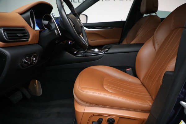 Used 2018 Maserati Levante Q4 for sale $57,900 at Alfa Romeo of Westport in Westport CT 06880 14