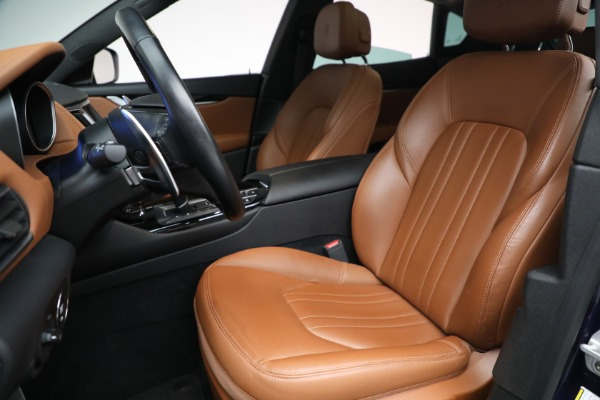 Used 2018 Maserati Levante Q4 for sale $57,900 at Alfa Romeo of Westport in Westport CT 06880 15