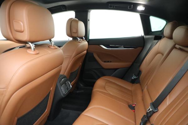 Used 2018 Maserati Levante Q4 for sale $57,900 at Alfa Romeo of Westport in Westport CT 06880 18