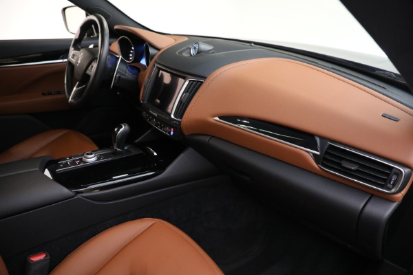 Used 2018 Maserati Levante Q4 for sale $57,900 at Alfa Romeo of Westport in Westport CT 06880 21