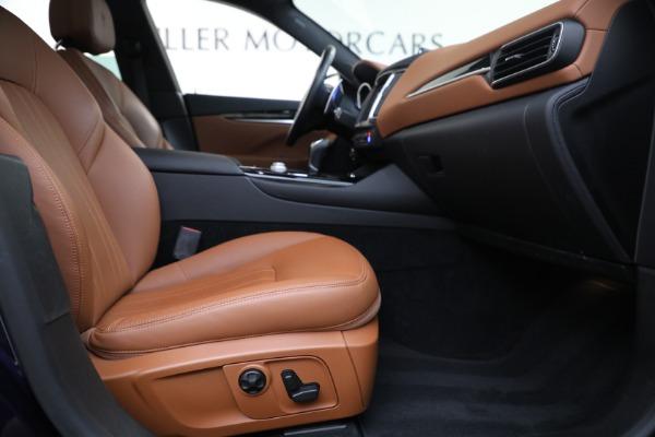 Used 2018 Maserati Levante Q4 for sale $57,900 at Alfa Romeo of Westport in Westport CT 06880 22