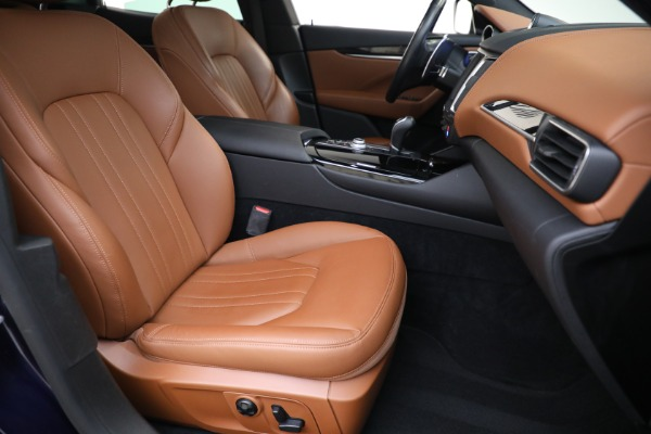 Used 2018 Maserati Levante Q4 for sale $57,900 at Alfa Romeo of Westport in Westport CT 06880 23