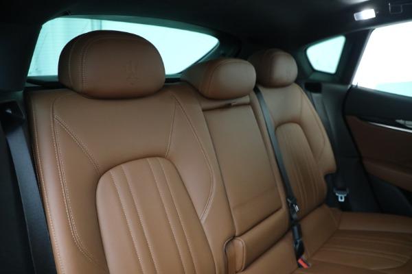 Used 2018 Maserati Levante Q4 for sale $57,900 at Alfa Romeo of Westport in Westport CT 06880 24