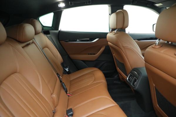 Used 2018 Maserati Levante Q4 for sale $57,900 at Alfa Romeo of Westport in Westport CT 06880 25
