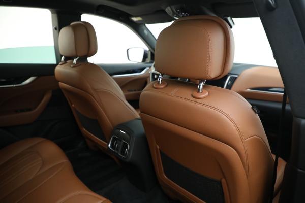 Used 2018 Maserati Levante Q4 for sale $57,900 at Alfa Romeo of Westport in Westport CT 06880 26