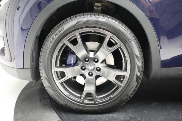 Used 2018 Maserati Levante Q4 for sale $57,900 at Alfa Romeo of Westport in Westport CT 06880 27