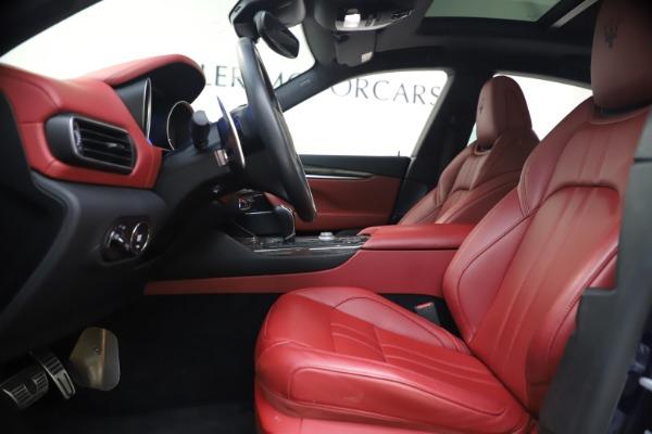 Used 2018 Maserati Levante S GranSport for sale $63,900 at Alfa Romeo of Westport in Westport CT 06880 15
