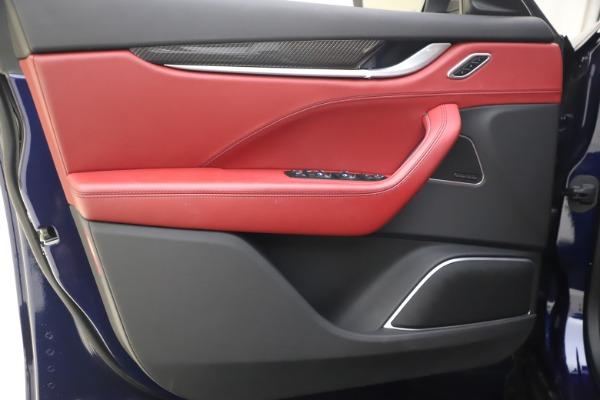 Used 2018 Maserati Levante S GranSport for sale $63,900 at Alfa Romeo of Westport in Westport CT 06880 18