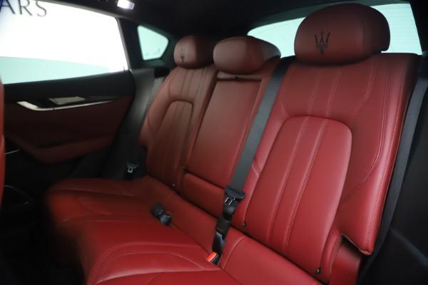 New 2018 Maserati Levante S GranSport for sale Sold at Alfa Romeo of Westport in Westport CT 06880 19