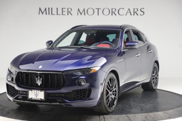 New 2018 Maserati Levante S GranSport for sale Sold at Alfa Romeo of Westport in Westport CT 06880 2