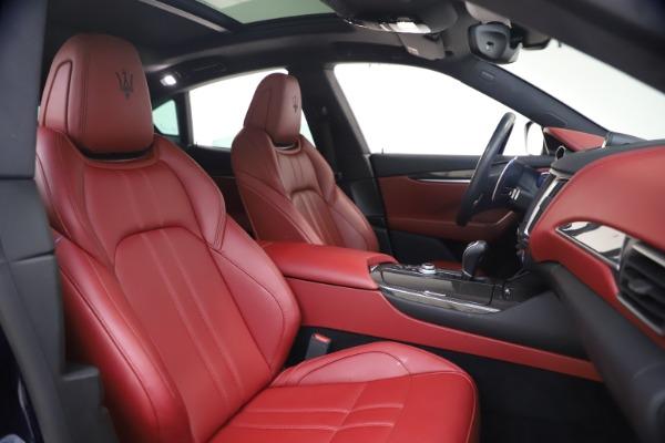 Used 2018 Maserati Levante S GranSport for sale $63,900 at Alfa Romeo of Westport in Westport CT 06880 22