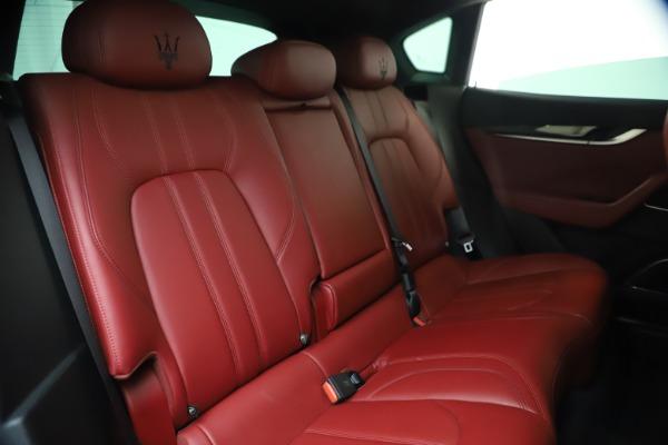 New 2018 Maserati Levante S GranSport for sale Sold at Alfa Romeo of Westport in Westport CT 06880 25