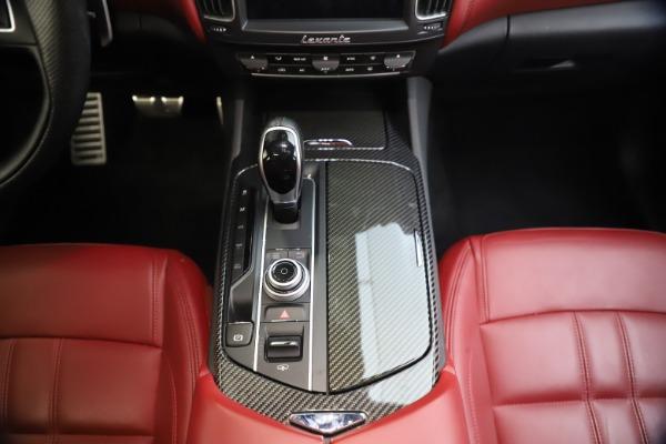 Used 2018 Maserati Levante S GranSport for sale $63,900 at Alfa Romeo of Westport in Westport CT 06880 28